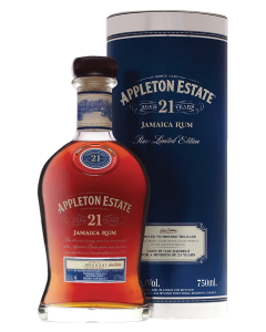 Appleton Estate 21 Years Rare Limited Edition Jamaican Rum