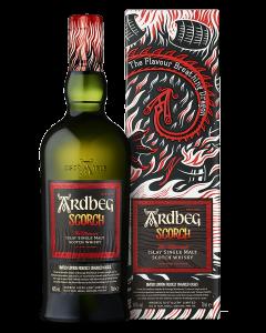 Ardbeg Scorch Islay Single Malt Scotch Whisky