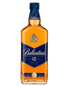 Ballantines 12 Years Gold Seal Scotch Whisky