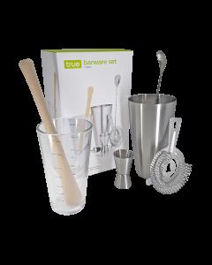 7 Piece Barware Kit