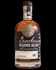 Breckenridge Reserve Blend Whiskey