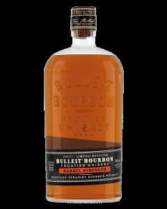 Bulleit Barrel Strength Bourbon Whiskey