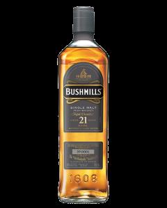 Bushmills Single Malt 21 Years Irish Whiskey