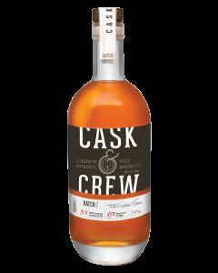 Cask Crew Rye Whiskey