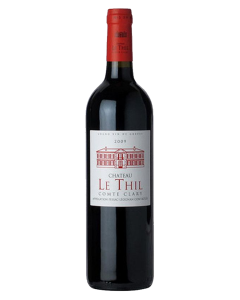 Chateau Le Thill Comte Clary