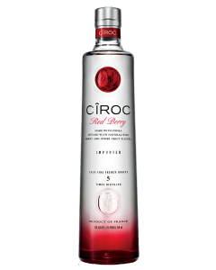 Ciroc Red Berry Flavored French Vodka