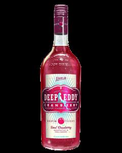 Deep Eddy Cranberry Flavored Vodka
