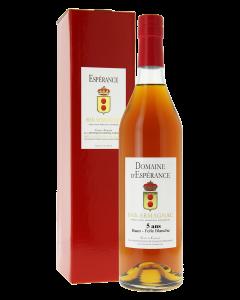 Domaine D Esperance Armagnac 5 Years