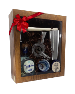 Don Julio Silver Tequila Gift Set