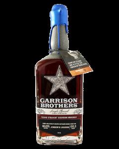 Garrison Brothers Single Barrel Select Cask Strenght