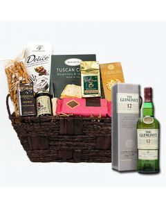 Glenlivet 12 Years Basket