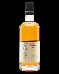 Kaiyō Japanese Mizunara Oak Cask Strength Whisky