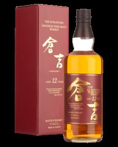 The Kurayoshi 12 Years Pure Malt Whisky