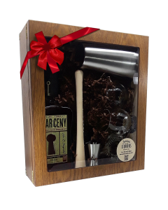 Larceny Single Barrel Select Gift Set