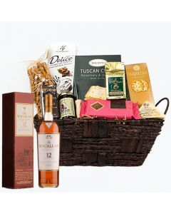 Macallan 12 Years Basket