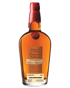 Makers Mark Private Select by Jensen's Liquors