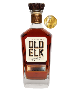 Old Elk Wheated Straight Bourbon Whiskey