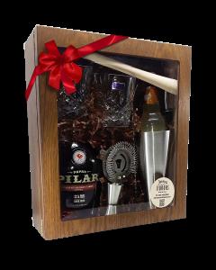 Papas Pilar Spanish Sherry Cask Gift Set