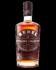 Rebel Bourbon Single Barrel: Distiller's Collection Defiantly Smooth