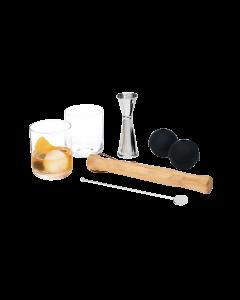 7 Piece Muddled Cocktail Kit